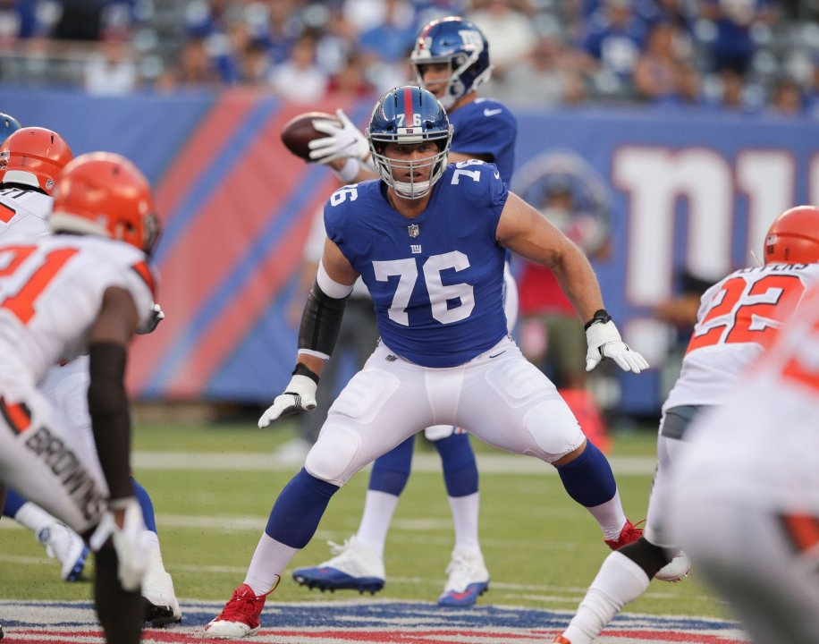 Examining Nate Solder's first season with the New York Giants | NFL News, Rankings and Statistics | Pro Football Focus