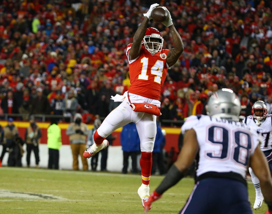 Sammy Watkins is primed for a big year with the Chiefs | NFL News, Rankings and Statistics | Pro Football Focus