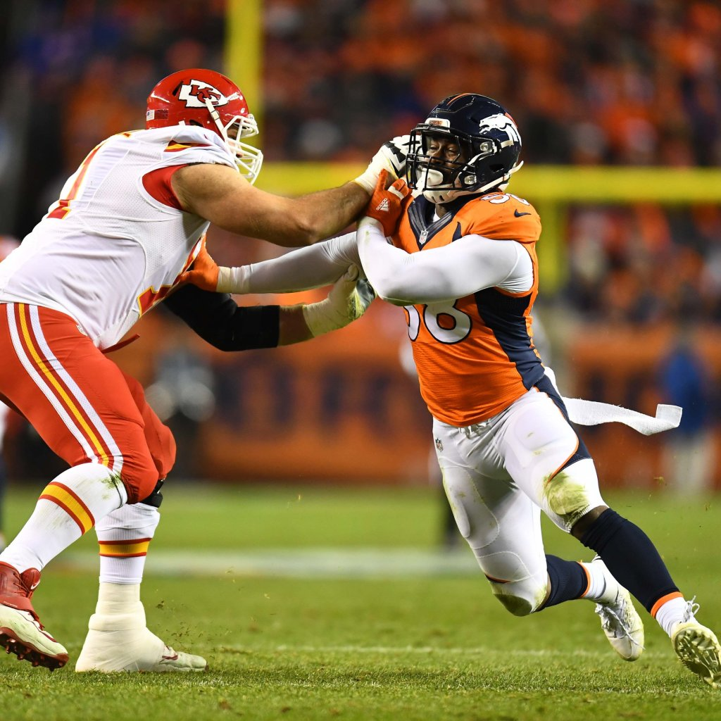The 2018 NFL season: The year of the pass-blocking right tackle