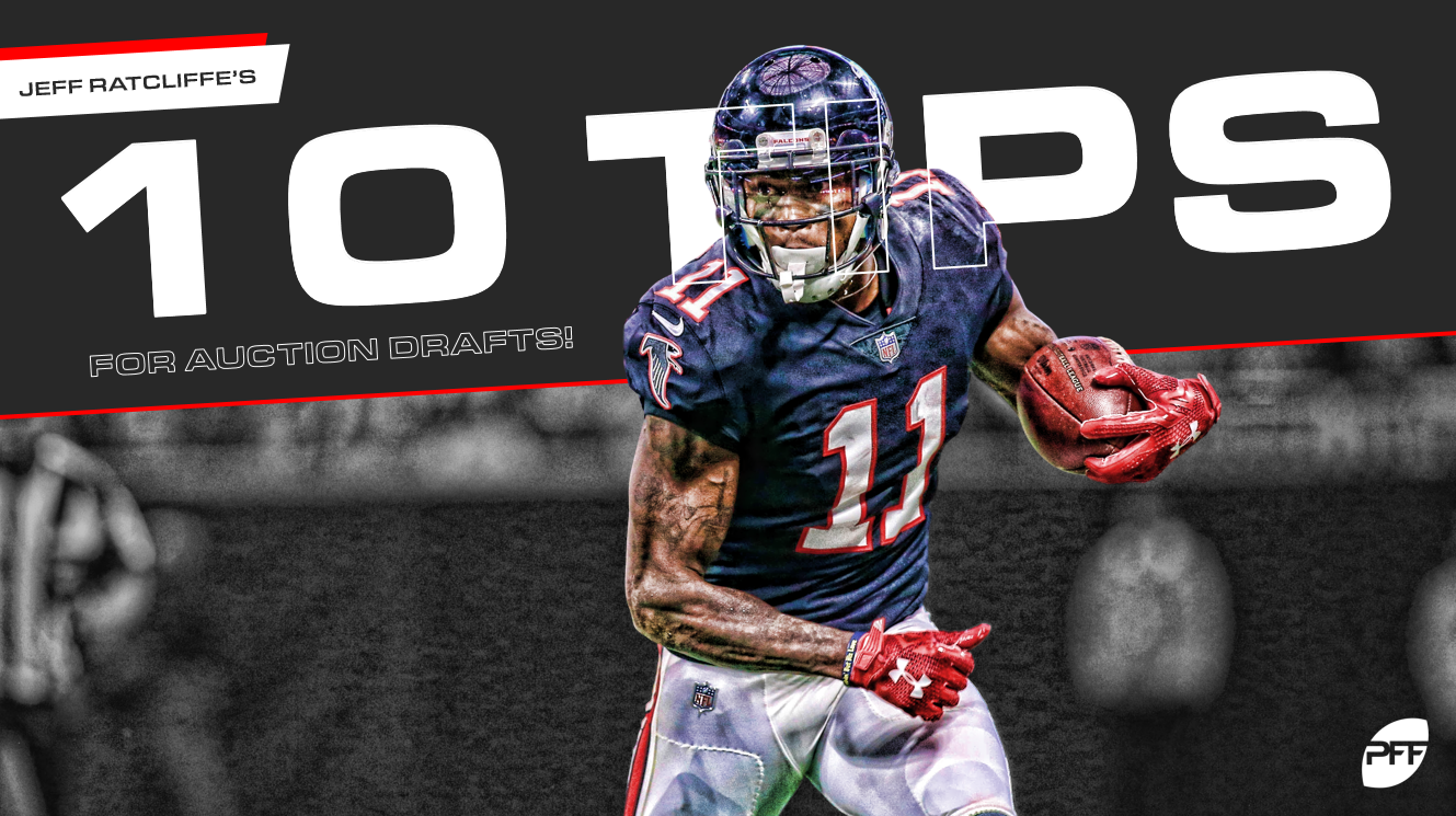 10 Tips For Fantasy Football Auction Drafts Fantasy Football News Rankings And Projections Pff