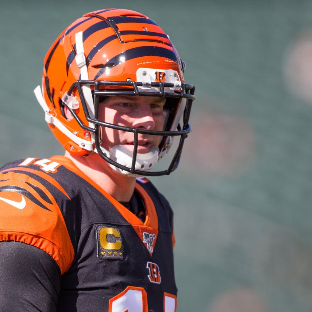 It's time for the Cincinnati Bengals to look beyond QB Andy Dalton