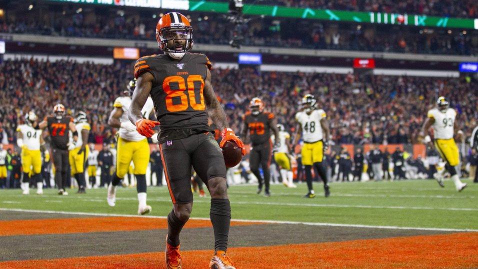 Nfl Week 11 Pff Refocused Cleveland Browns 21 Pittsburgh
