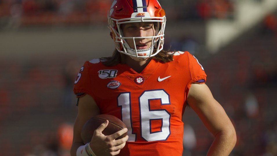 Clemson Leads Pff S Latest Projections For The 2019 College