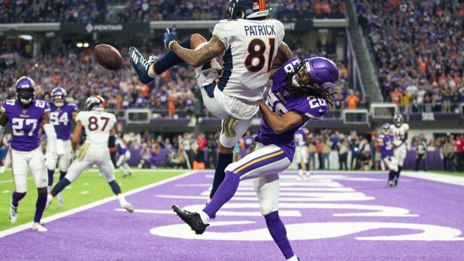 Nfl Week 11 Pff Refocused Minnesota Vikings 27 Denver