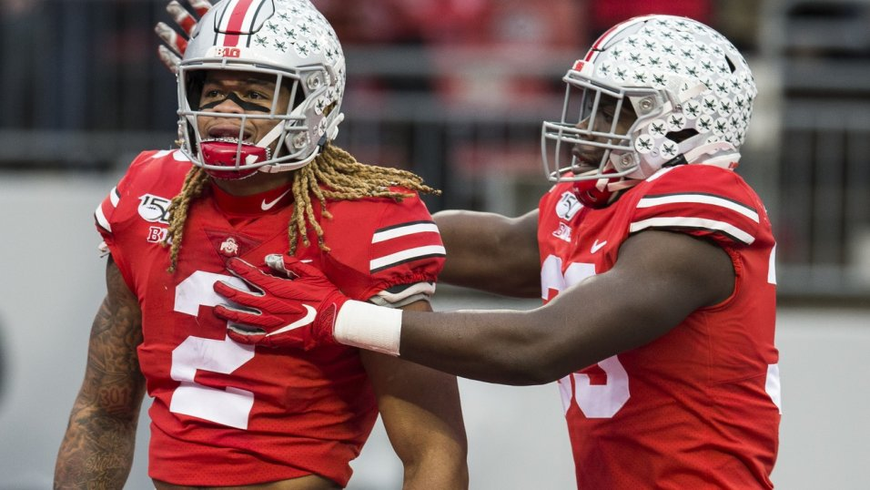 Best Available Nfl Draft 2020.2020 Nfl Draft Top Five Players At Each Defensive Position