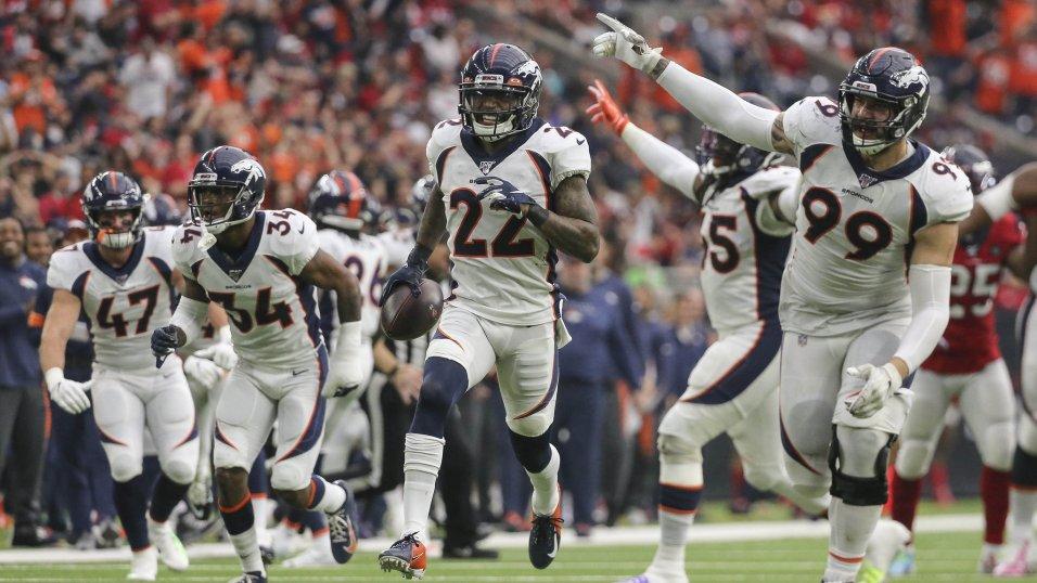 Nfl Week 14 Pff Refocused Denver Broncos 38 Houston Texans