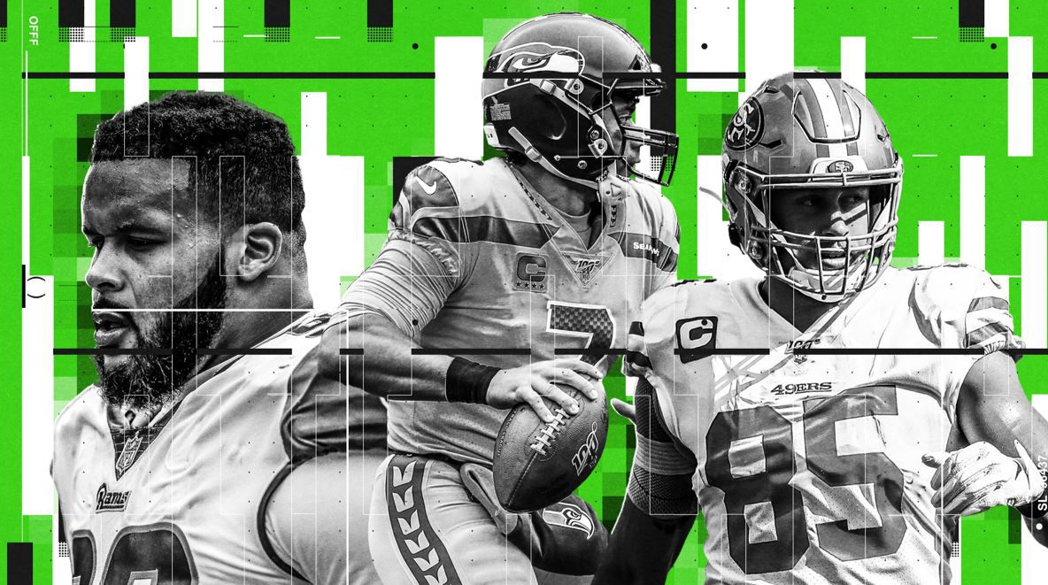 The top 101 players from the 2019 NFL