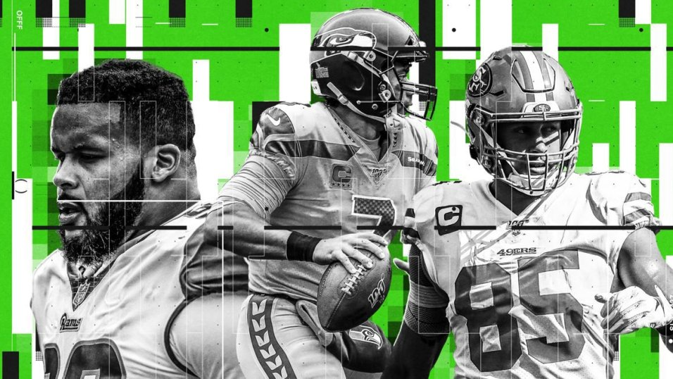 The Top 101 Players From The 2019 Nfl Season Nfl News Rankings