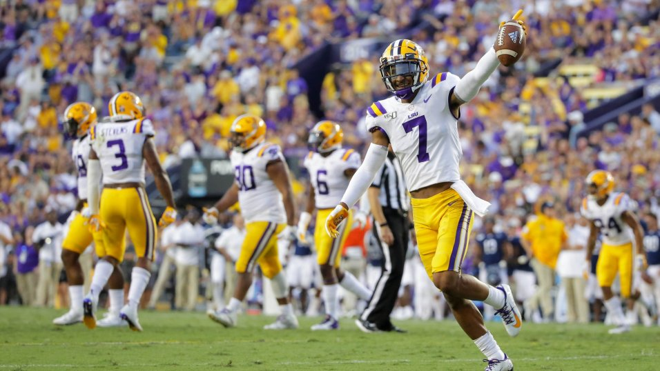 Even after a rough junior season, LSU safety Grant Delpit is a ...