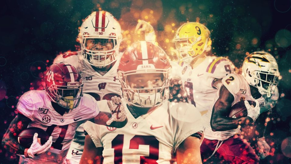 Best Rookies Nfl 2021 Top 10 Offensive Rookie of the Year candidates for the 2020 NFL