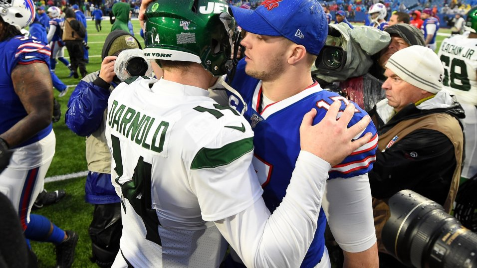 Josh Allen Sam Darnold And The Elusive Third Year Breakout Nfl News Rankings And Statistics Pff