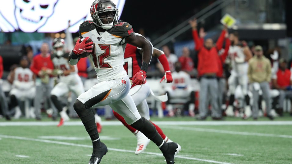 Why Tampa Bay's Chris Godwin was the first non-quarterback taken in PFF's  NFL redraft | NFL News, Rankings and Statistics | PFF