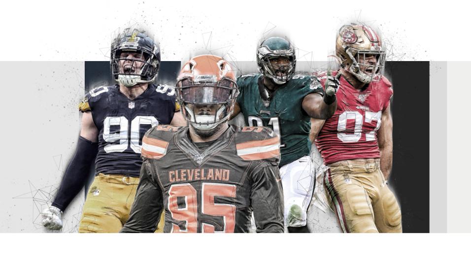 Nfl Defensive Line Rankings All 32 Units Entering The 2020 Nfl Season Nfl News Rankings And Statistics Pff