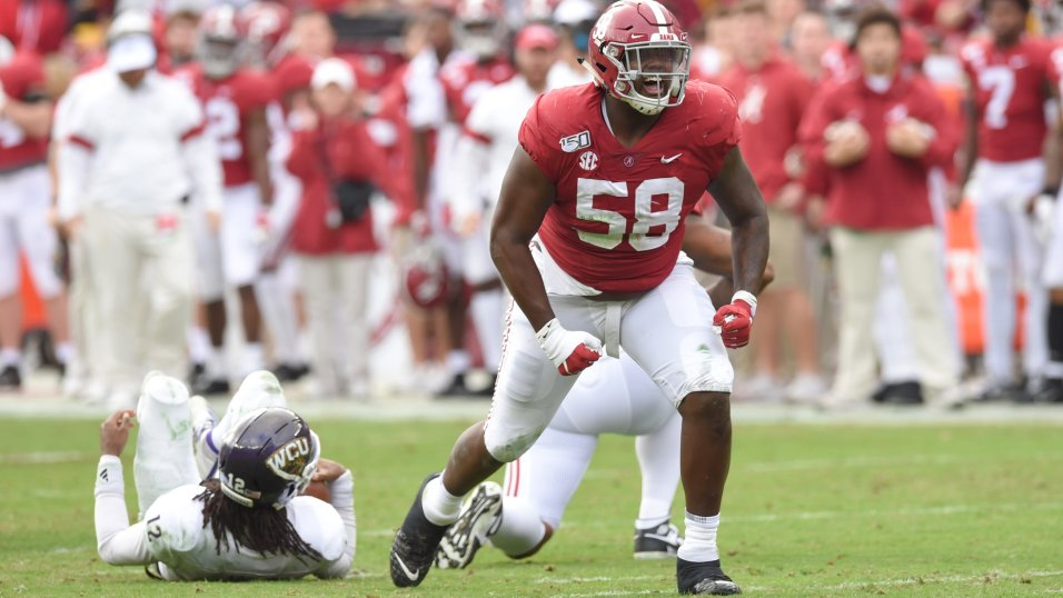 2021 NFL Draft: Preseason interior defensive line rankings ...