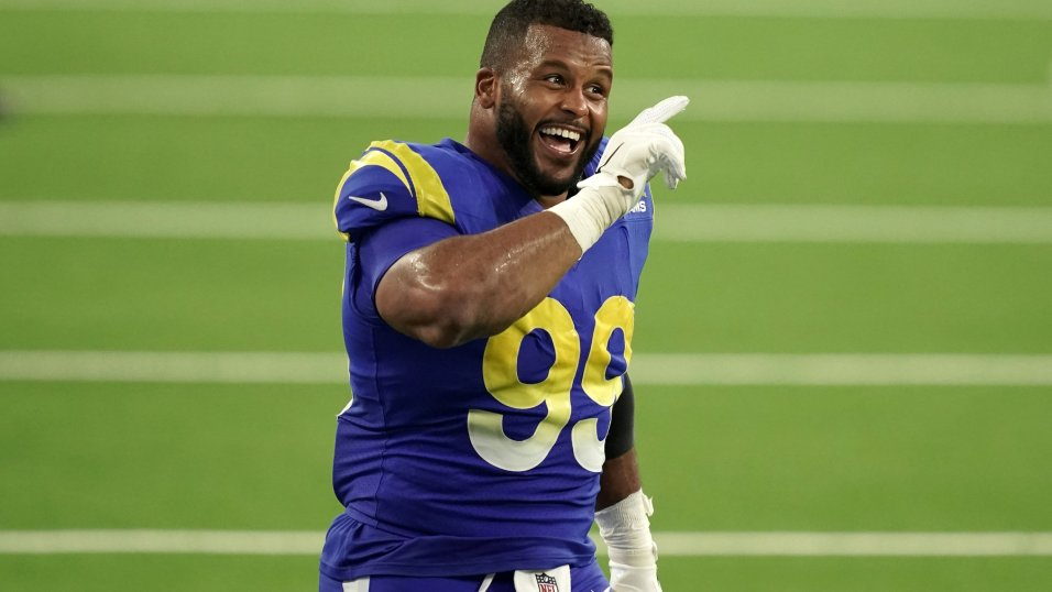 The NFL's best pass-rushers by situation in 2020: Aaron Donald leads the way on third downs, Chase Young is tops in the red zone | NFL News, Rankings and Statistics | PFF