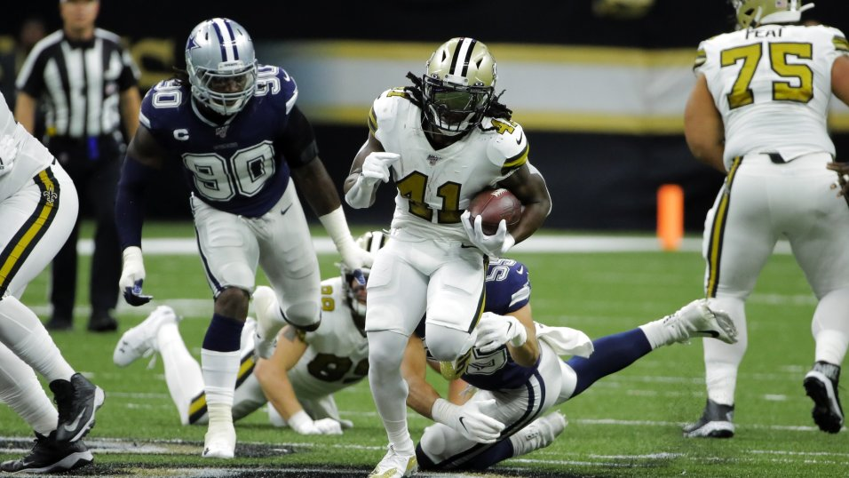 Fantasy Football Mailbag: What to do with Alvin Kamara, Derrick Henry vs.  Miles Sanders and Leonard Fournette in the Tampa Bay Buccaneers' backfield  | Fantasy Football News, Rankings and Projections | PFF