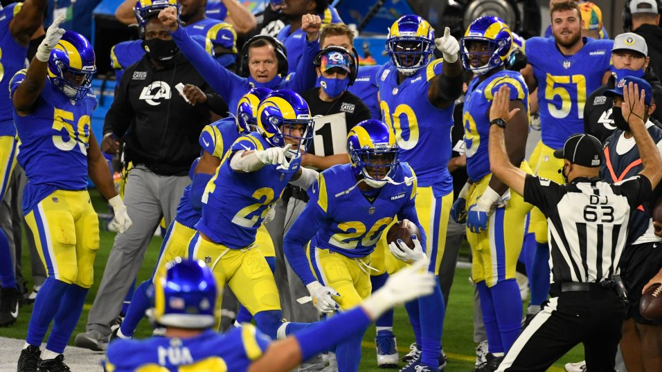 Nfl Week 7 Pff Refocused Los Angeles Rams 24 Chicago Bears 10 Nfl News Rankings And Statistics Pff