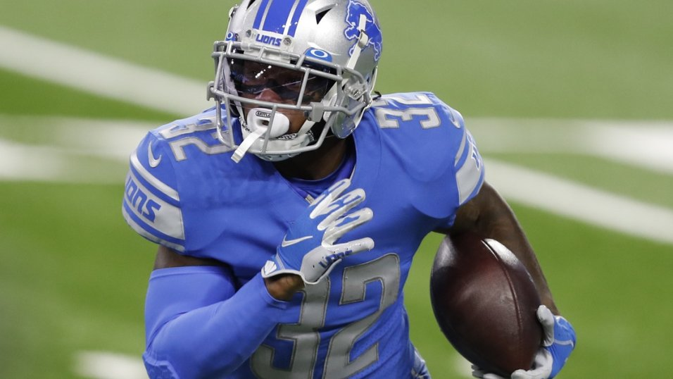 2021's Fantasy Football RB Breakout: D'Andre Swift | Fantasy Football News, Rankings and Projections | PFF
