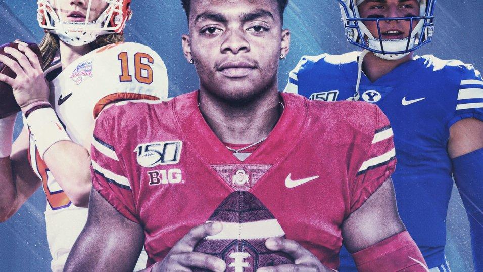 2021 NFL Draft: Top 10 quarterback prospects | NFL Draft | PFF