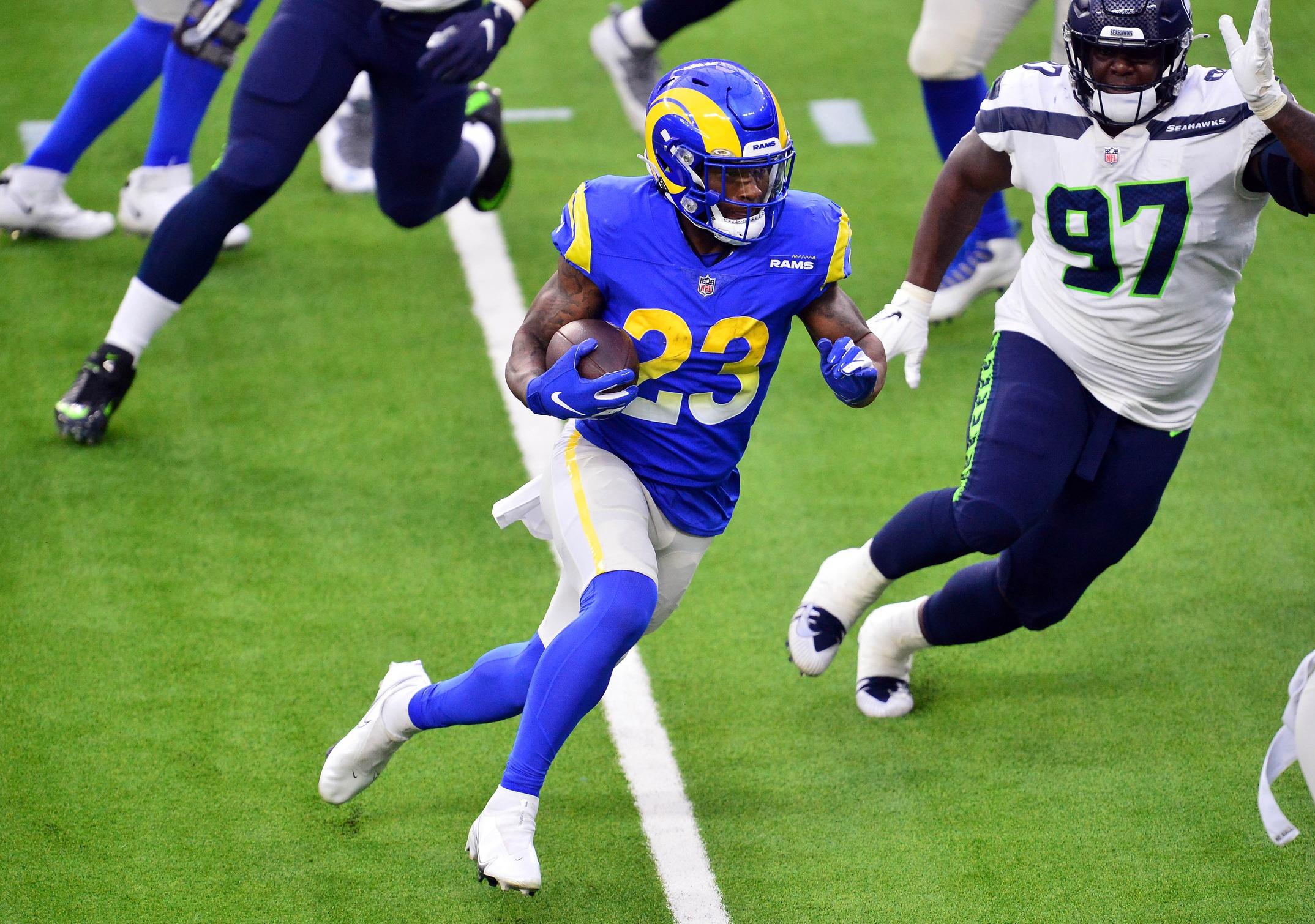 Nfl Week 10 Pff Refocused Los Angeles Rams 23 Seattle Seahawks 16 Nfl News Rankings And Statistics Pff