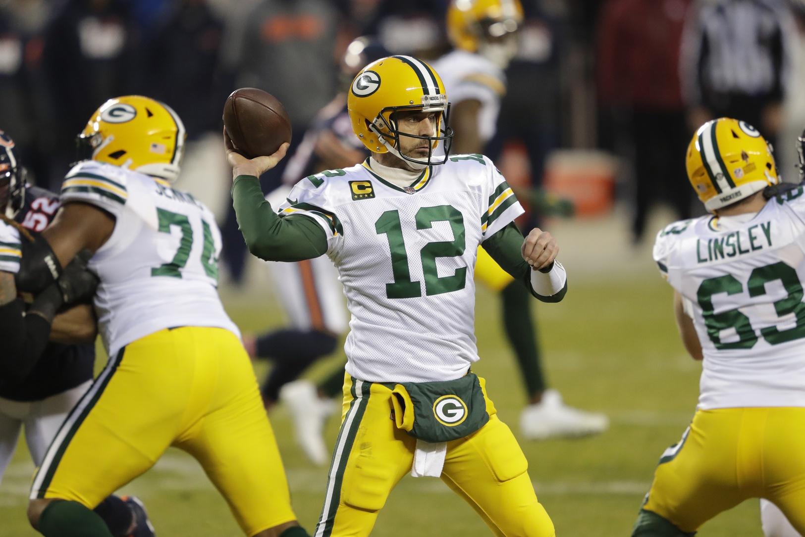 NFL Week 17 PFF ReFocused: Green Bay Packers 35, Chicago Bears 16