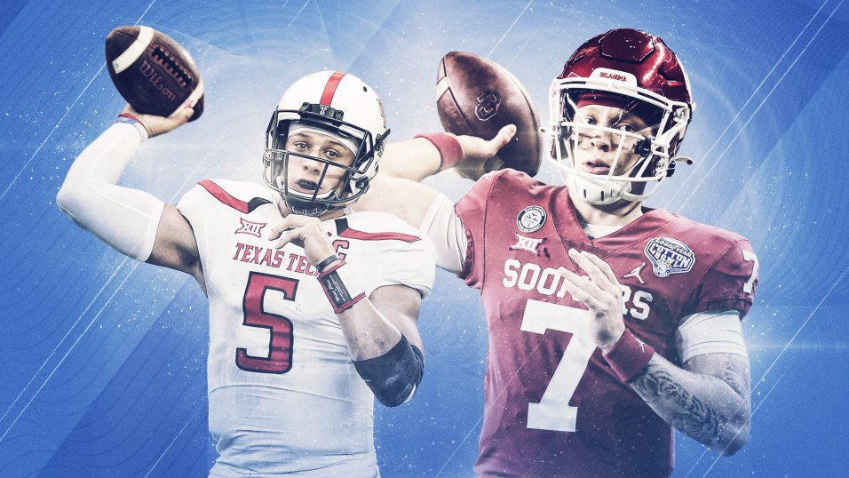 Treash: 2022 NFL Draft prospect Spencer Rattler is reminiscent of Texas Tech's Patrick Mahomes | NFL Draft | PFF