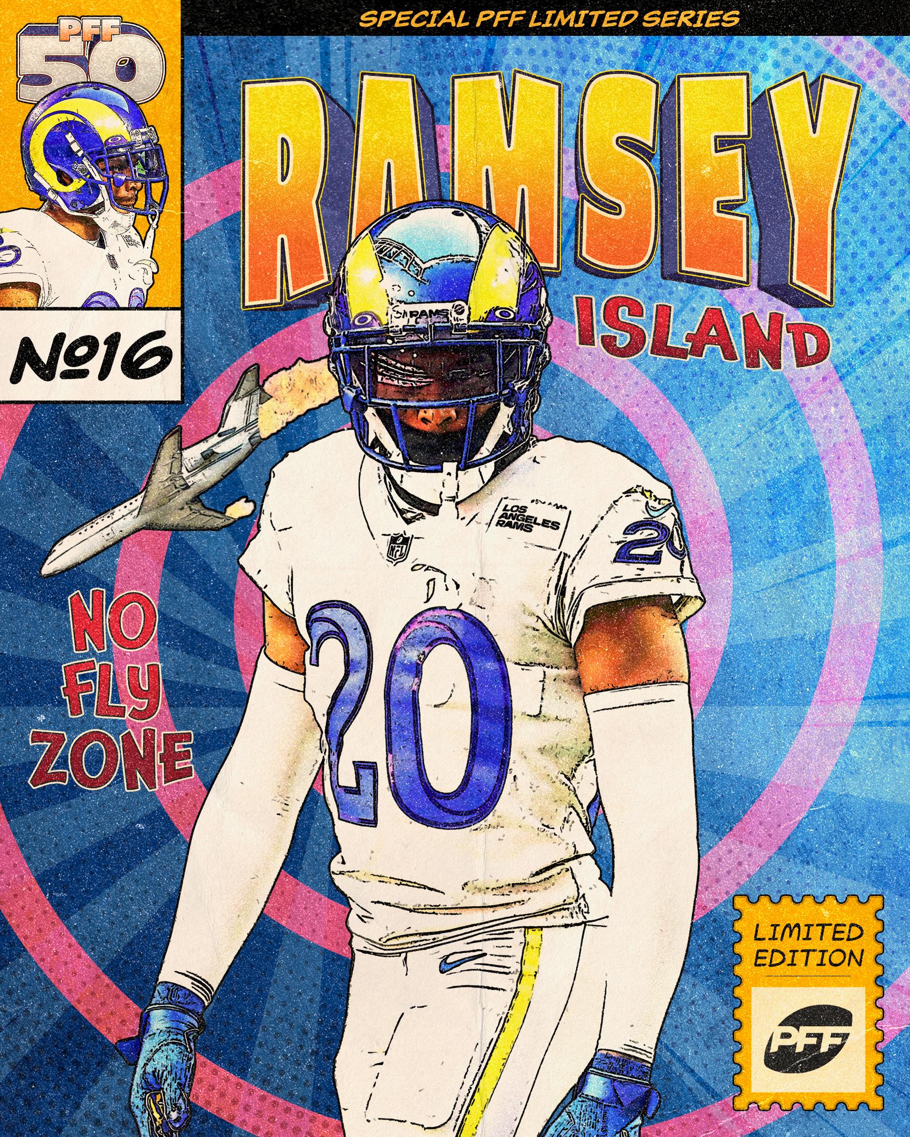 Los Angeles Rams CB Jalen Ramsey