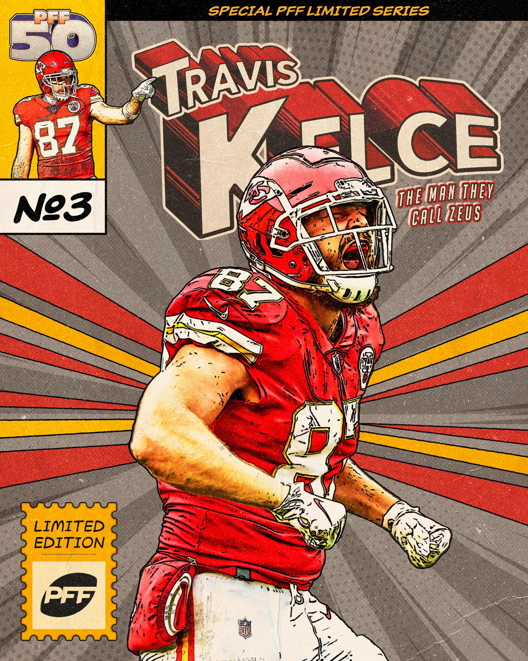Kansas City Chiefs TE Travis Kelce