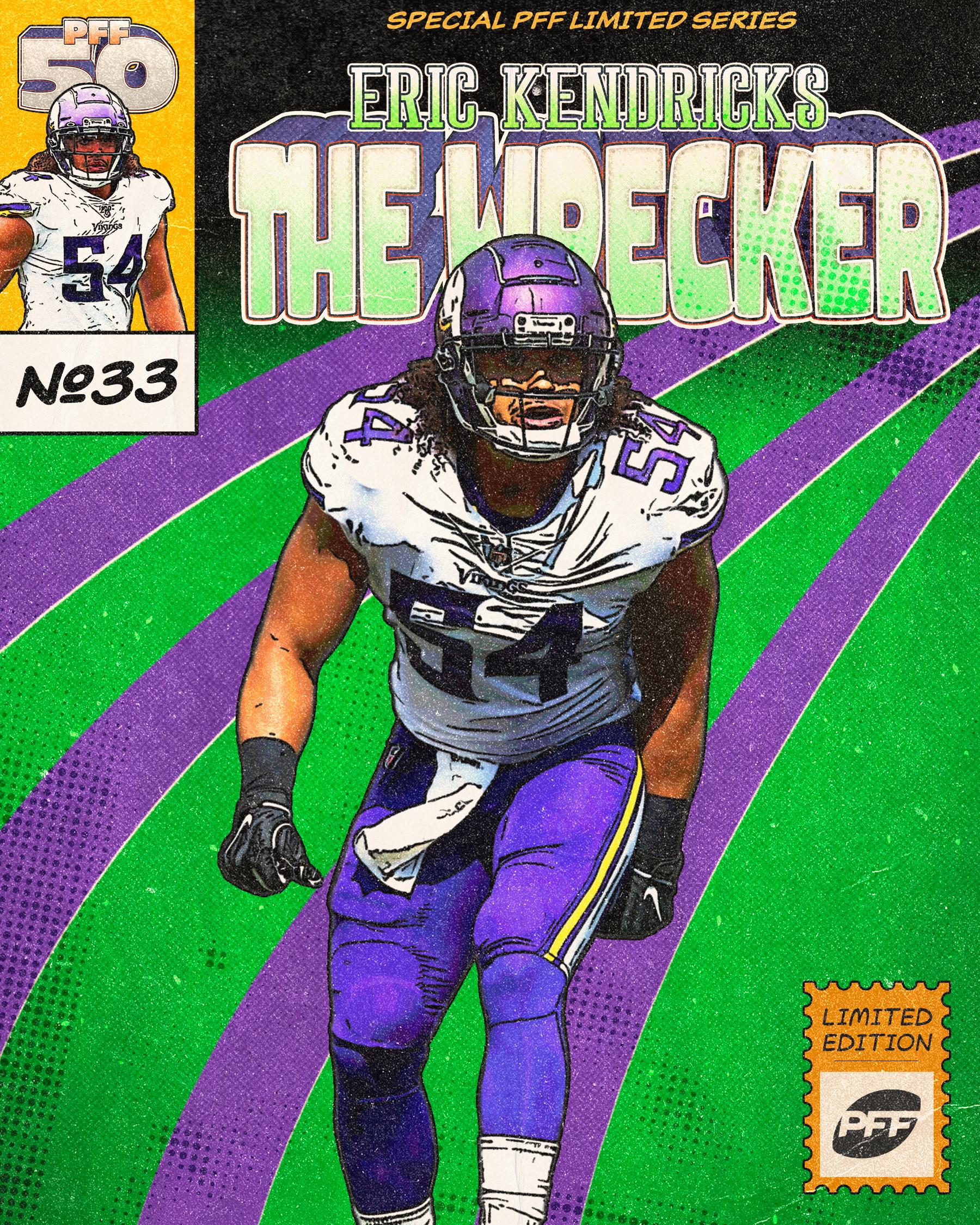 Minnesota Vikings LB Eric Kendricks