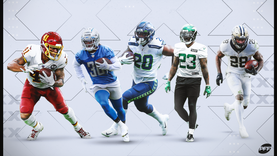 Fantasy Football: Five sleeper running backs to target in later rounds | Fantasy Football News, Rankings and Projections | PFF